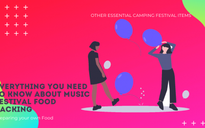 Your Complete Guide to Music Festival Camping List